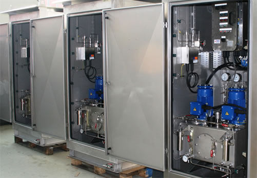 Process & Control Automation - Oman Oil Industry Supplies
